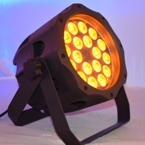 18*15W outdoor led par light 5in1 RGBWA